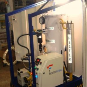 Ultra High Vacuum Transformer Oil Filter Machine For Healthy Power Supply