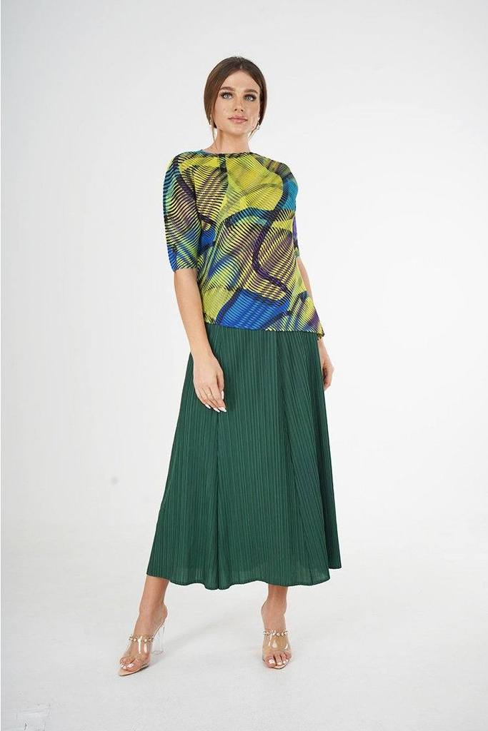 Sarita Flared Skirt