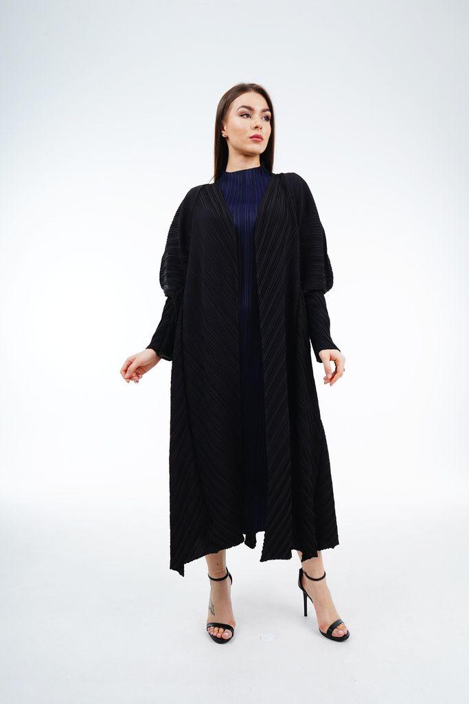 Abaya With Mutton Sleeve