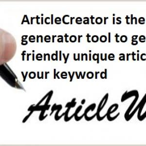 SEO Friendly Article Generator Online