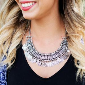 Stand Out In a Crowd with Statement Necklace