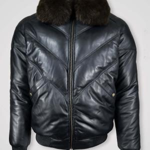All you need to know about leather bomber jacket