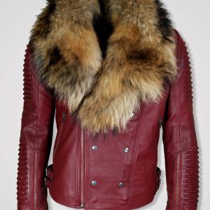 Know why fur collared leather jackets are this much popular