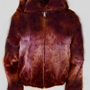 All you need to know about rabbit fur outerwear