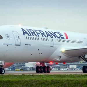 Best Offer for Economy Class with Air France