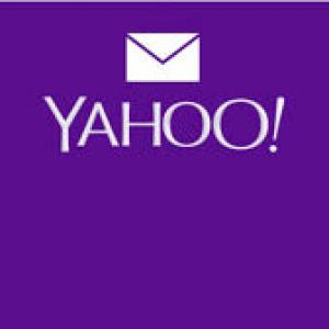 What process can be followed to recover the Yahoo account?