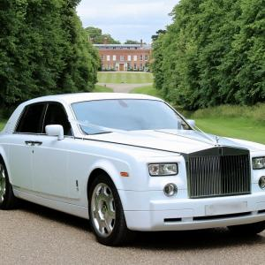 Travel in the Luxurious and Super Phantom Car
