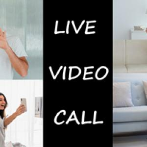 Stay in Touch with Crush through Live Video Call - Random Video Call Strangers