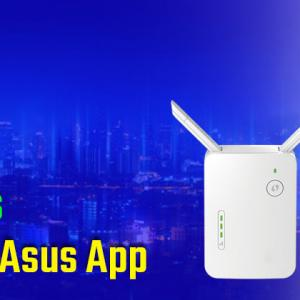 How To Setup the Asus Repeater with Asus App