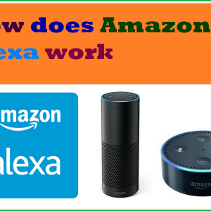 How does Amazon's Alexa work