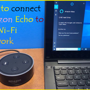 How to connect Amazon Echo to the Wi-Fi Network