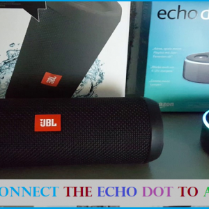 How to connect the Echo Dot to Alexa App