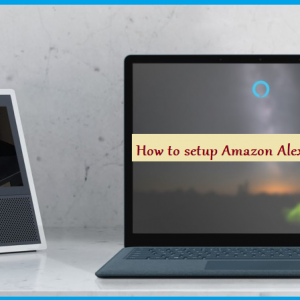 How to setup Amazon Alexa Echo Show