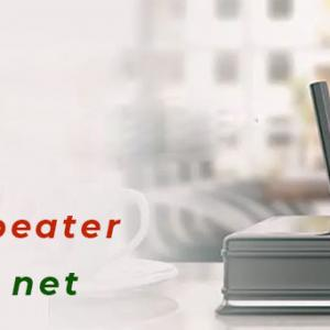 Is it Easy To Configure the Repeater using Myrepeater net
