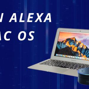 Is there an Alexa app for MAC OS