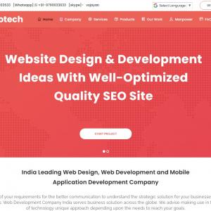 Web design company Chennai Taking Care of Essential Web Design Factors