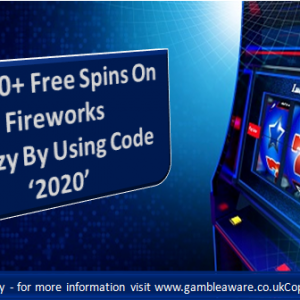 Win 50+ Free Spins On Fireworks Frenzy By Using Code '2020'