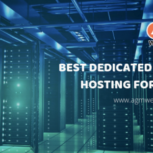 Best Dedicated Server Hosting for Games - AGM Web Hosting