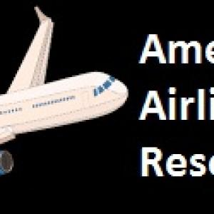 Hold Flight Ticket Through American Airlines Reservations