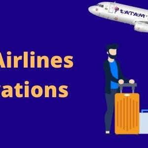 Book Tickets at Latam Airlines Reservations