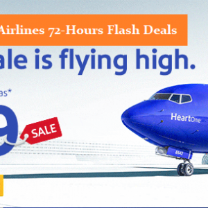 Book Flight Tickets at  Southwest Airlines Reservations