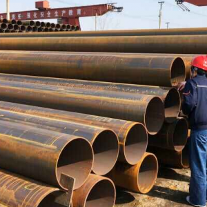 Heat Treatment Process of Straight Seam Steel Pipe