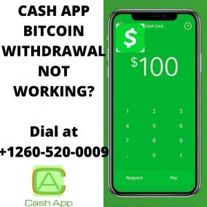Cash App Bitcoin Withdrawal Not Working[solved]