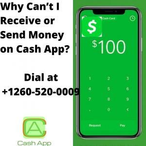 Why Can't I Receive or Send Money on Cash App?[solved]