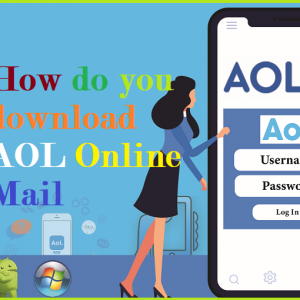 How do you download AOL Online Mail