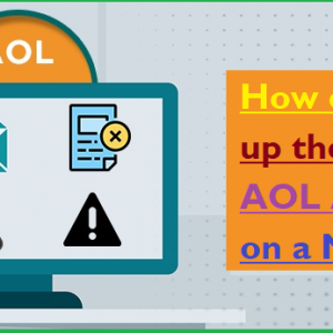 How do you set up the existing AOL Account on a New PC