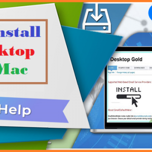 How to install AOL Desktop Gold on Mac