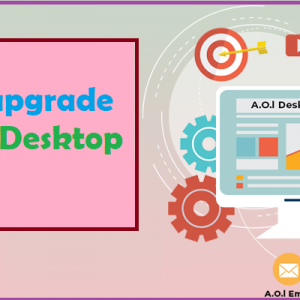 How to upgrade my AOL Desktop to gold