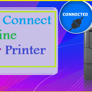 How to Connect an Offline Brother Printer