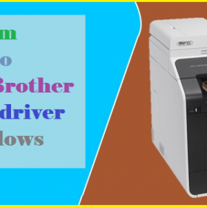 Why I am unable to install Brother Printer driver on Windows