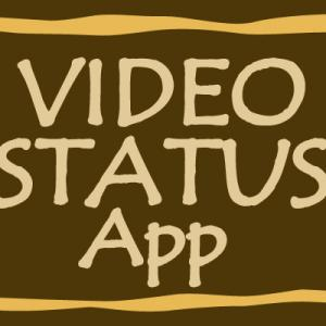 New Video Song Status for WhatsApp - Download Status Video for iPhone App