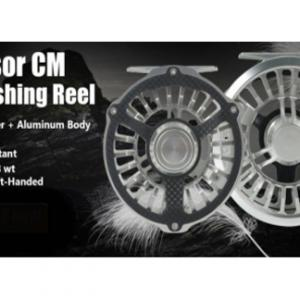 The Best Reel For The Money Maxcatch CM Carbon Fiber Sensor Waterproof Fly Reel
