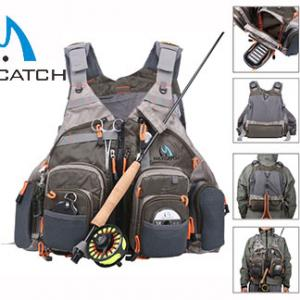 You should know the features of lixada mesh fly fishing vest