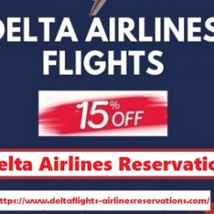 Delta Airlines Reservations | Delta Cheap Flights Airline Tickets