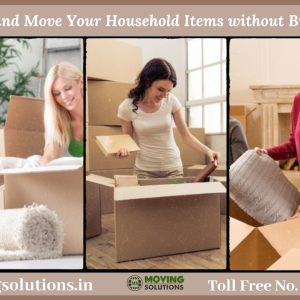 How to Pack and Move Your Household Items without Breaking them?