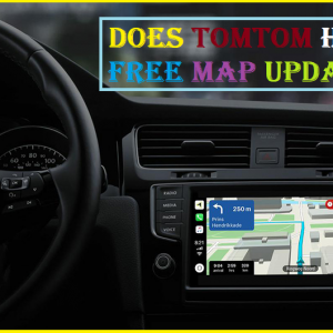 Does TomTom have free map updates
