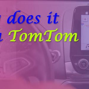 How long does it take for a TomTom to update