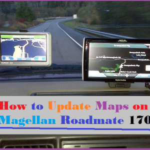 How to Update Maps on a Magellan Roadmate 1700