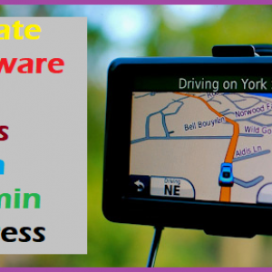 Update Software and Maps With Garmin Express