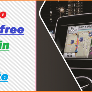 How to get a free Garmin Map update