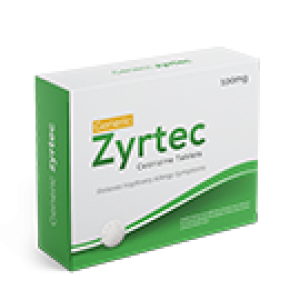 Zyrtec Generic Pills For Treating Allergic Symptoms