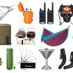 Gift ideas related to nature lovers and sports-outdoor enthusiast