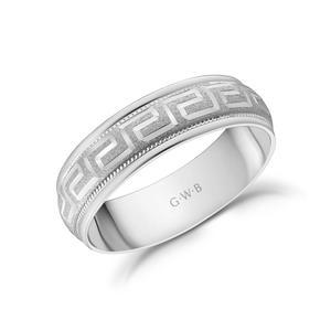 Significance of Different Matching Wedding Bands for Him & Her – Types of Bands