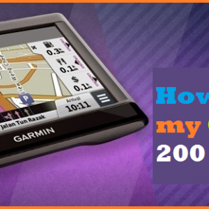 How do I update my Garmin Nuvi 200 for free