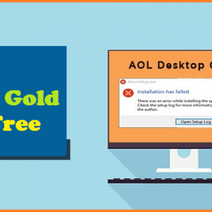 Is AOL Desktop Gold update Free