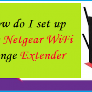 How do I set up my NETGEAR WiFi Range Extender